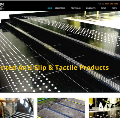 Tass Anti Slip - WordPress and Dollibar ERP